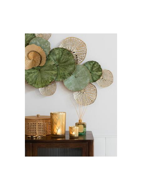 Diffusore Tropical Jungle, Contenitore: vetro, Tropicale, Larg. 9 x Alt. 27 cm