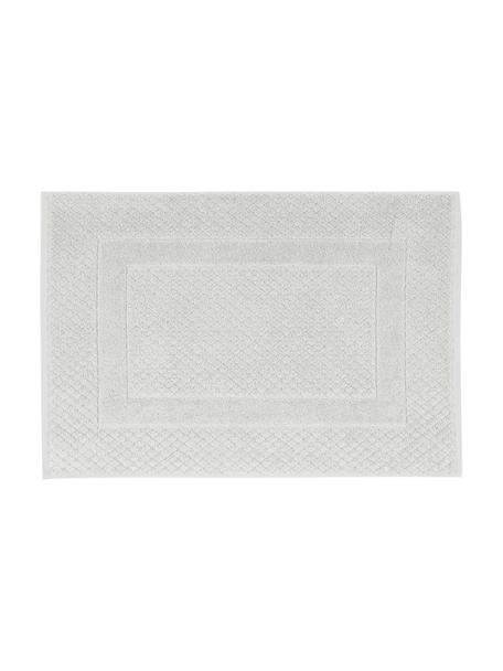 Dywanik łazienkowy Katharina, Srebrnoszary, S 50 x D 70 cm