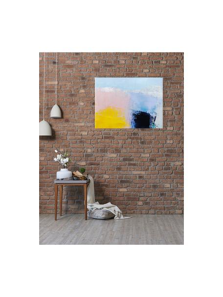 Druk na płótnie Abstract Art, Wielobarwny, S 80 x W 60 cm