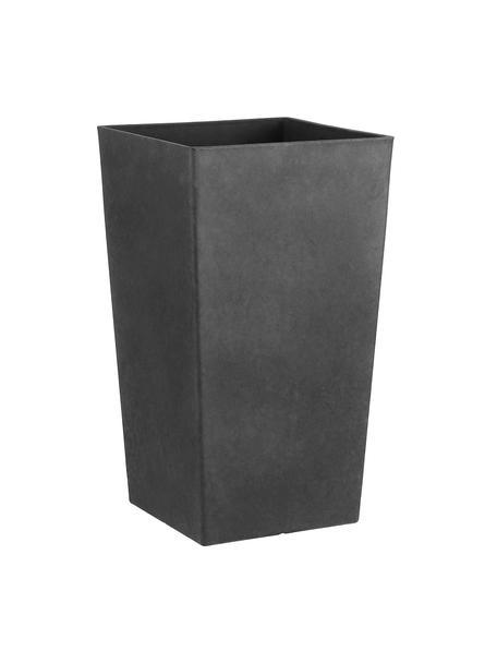 Portavaso Bravo, Materiale sintetico, Antracite, Larg. 30 x Alt. 54 cm