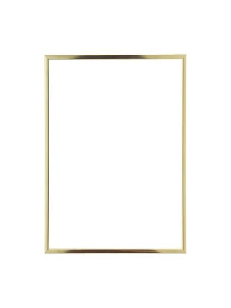 Marco Accent, Parte trasera: Tablero de fibras de dens, Latón, 21 x 30 cm
