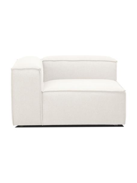 Módulo de esquina sofá Lennon, Tapizado: 100%poliéster Alta resis, Estructura: madera de pino maciza, ma, Patas: plástico Las patas están , Tejido beige, An 119 x F 119 cm