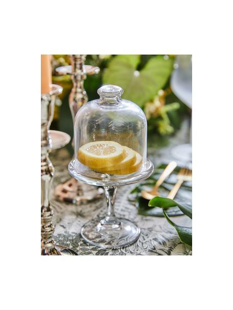 Alzatina in vetro Dolce, Vetro, Trasparente, Alt. 20 cm