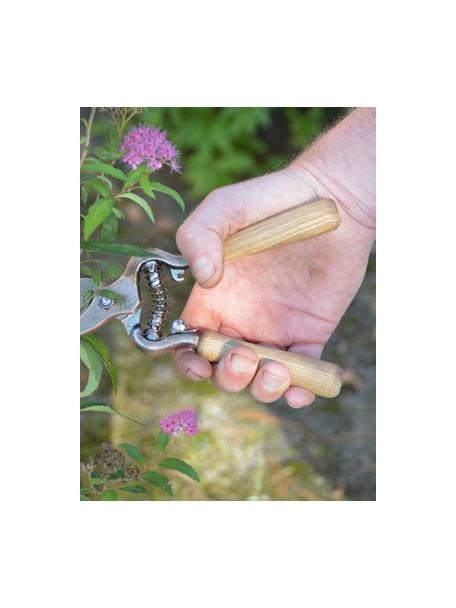 Sekator Gardenia, Drewno, metal, Drewno jesionowe, odcienie miedzi, S 6 x W 21 cm