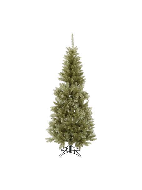 Künstlicher Weihnachtsbaum Colchester in Gold H 185 cm, Kunststoff, Champagnerfarben, Ø 84 x H 185 cm