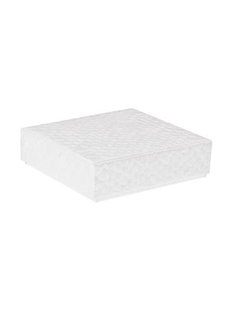 Caja para regalo Snake, Papel, Blanco, An 14 x Al 4 cm
