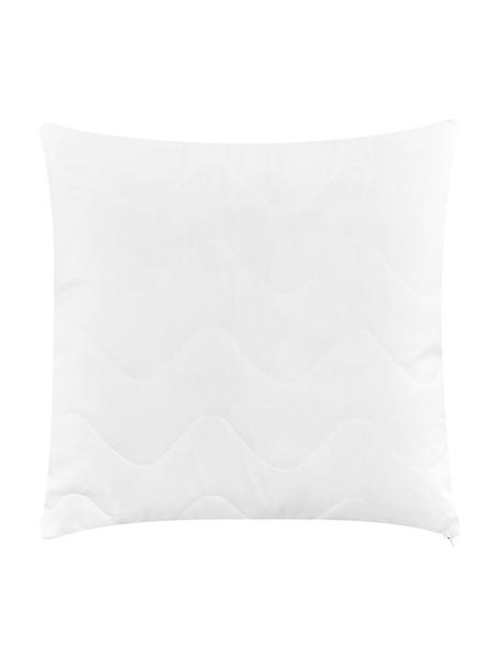 Premium Kissen-Inlett Sia, 40x40, Microfaser-Füllung, Hülle: 100% Polyester, wattiert, Weiß, 40 x 40 cm