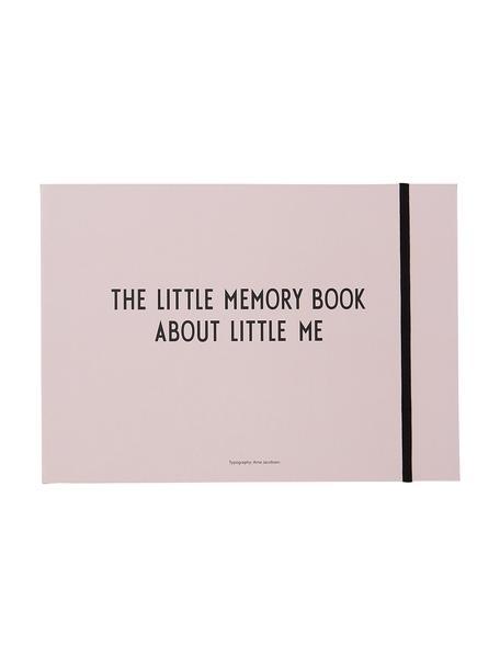 Libro dei ricordi Little Memory Book, Carta, Rosa, Larg. 21 x Alt. 30 cm