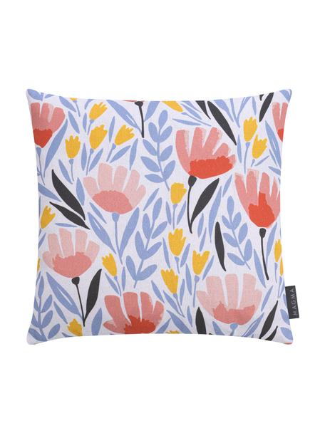 Federa arredo fantasia Modern Flowers, Multicolore, Larg. 40 x Lung. 40 cm