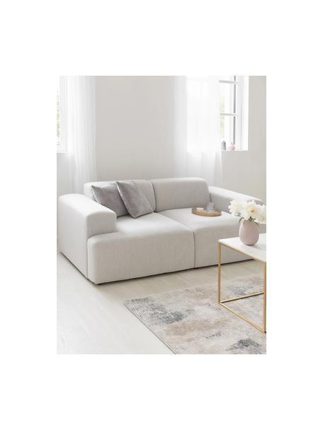 Sofa Melva (2-Sitzer) in Beige, Bezug: 100% Polyester Der hochwe, Gestell: Massives Kiefernholz, FSC, Webstoff Beige, B 198 x T 101 cm