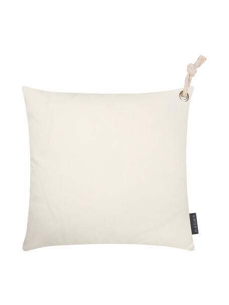 Zewnętrzna poszewka na poduszkę Capri, 100% polipropylen, Beżowy, S 40 x D 40 cm