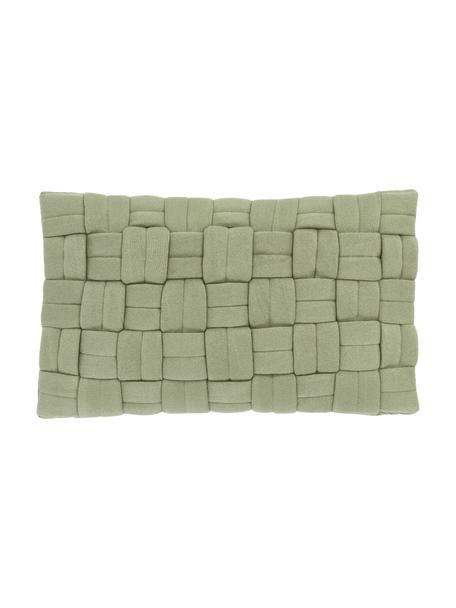 Federa arredo verde salvia Norman, Verde, Larg. 30 x Lung. 50 cm