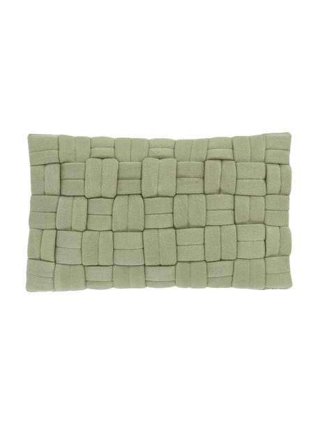 Funda de cojín Norman, Verde, An 30 x L 50 cm