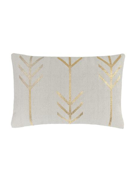 Poszewka na poduszkę Karla, 100% bawełna, Beżowy, S 40 x D 60 cm