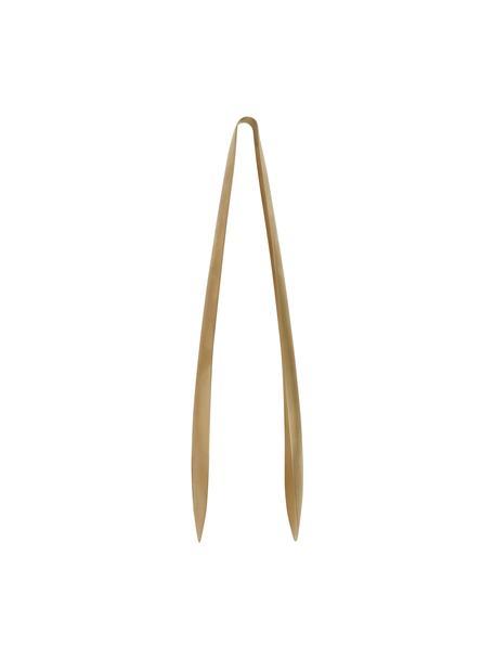 Szczypce ze stali szlachetnej Goldies, Stal szlachetna, powlekana, Odcienie złotego, D 31 cm