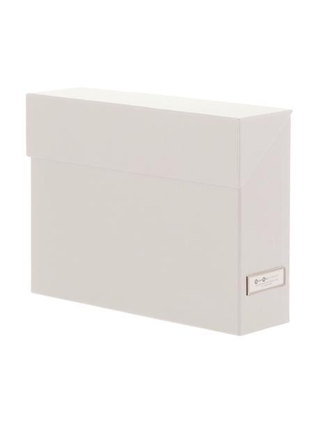 Portadocumenti Lovisa 13 pz, Organizer: solido, cartone laminato, Bianco, Larg. 33 x Alt. 24 cm