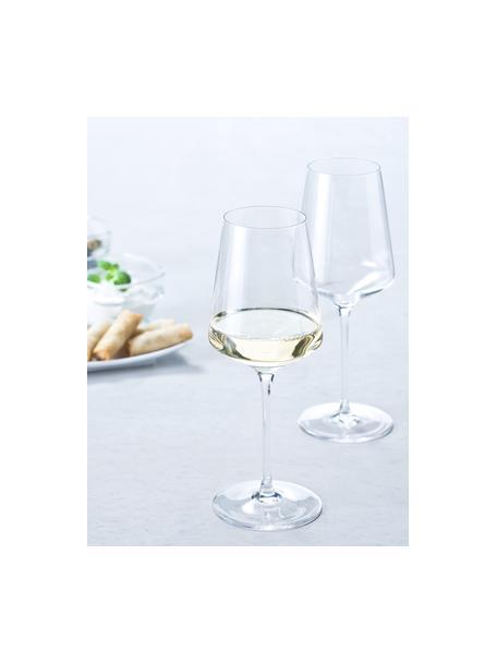Weißweingläser Puccini, 6 Stück, Teqton®-Glas, Transparent, Ø 8 x H 23 cm