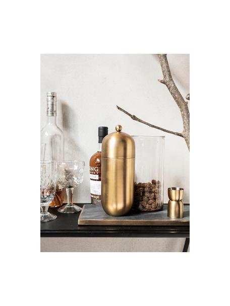 Cocktail-Shaker Alir in Gold, Edelstahl, Messing, Messingfarben, Ø 9 x H 21 cm