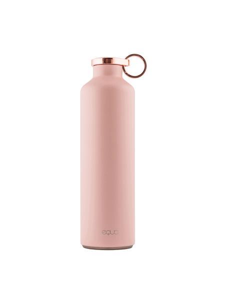 Termos Basic, Stal nierdzewna, powlekana, Blady różowy, odcienie miedzi, Ø 8 x W 26 cm