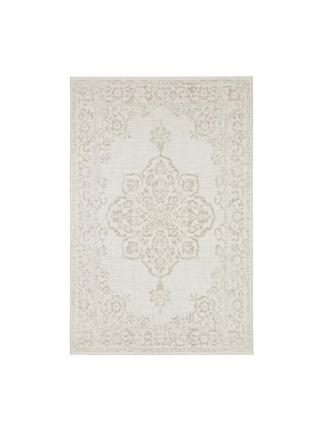 In- & Outdoor-Teppich Tilos im Vintage Style, 100% Polypropylen, Creme , Beige, B 160 x L 230 cm (Grösse M)