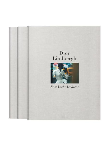 Albumy Peter Lindbergh Dior, Papier, twarda okładka, Szary, wielobarwny, S 28 x D 37 cm