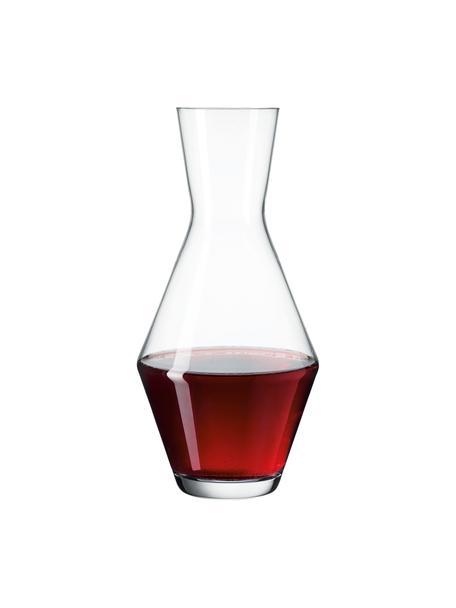 Kristallglas-Karaffe Puccini, 1.4 L, Kristallglas, Transparent, Ø 13 x H 29 cm