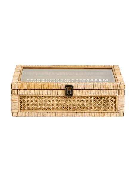 Pudełko do przechowywania Granell, Drewno bambusowe, S 37 x W 11 cm