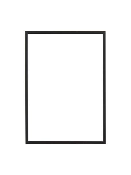 Fotolijstje Accent, Lijst: gecoat aluminium, Zwart, 21 x 30 cm