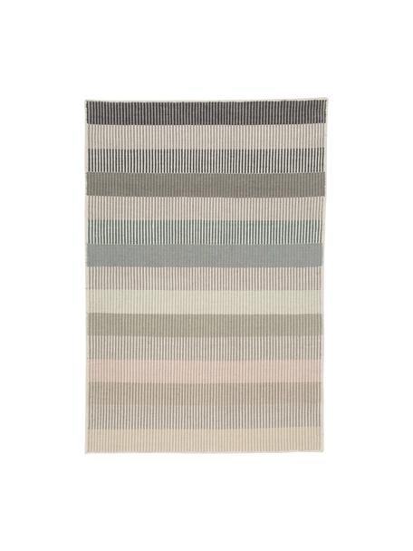 Ręcznie tkany dywan/kilim z wełny Devise, 100% wełna Włókna dywanów wełnianych mogą nieznacznie rozluźniać się w pierwszych tygodniach użytkowania, co ustępuje po pewnym czasie, Wielobarwny, S 140 x D 200 cm (Rozmiar S)