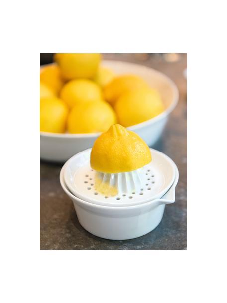 Citruspers Plus, Porselein, Wit, Ø 12 x H 10 cm