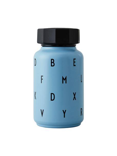 Borraccia termica per bambini con cannuccia Ilona, Blu, 330 ml