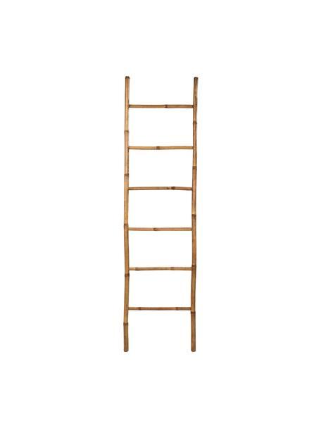 Estantería escalera de bambú Safari, Bambú, Bambú, An 50 x Al 190 cm