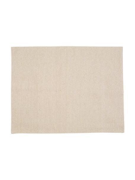 Manteles individuales de algodón Vialactea, 2uds., Algodón, tejido lúrex, Beige, dorado, An 38 x L 50 cm