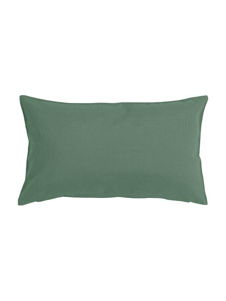 Cuscino imbottito da esterno St. Maxime, Verde scuro, Larg. 30 x Lung. 50 cm