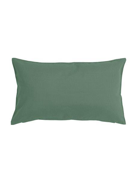 Zewnętrzna poduszka z wypełnieniem St. Maxime, Ciemny zielony, czarny, S 30 x D 50 cm