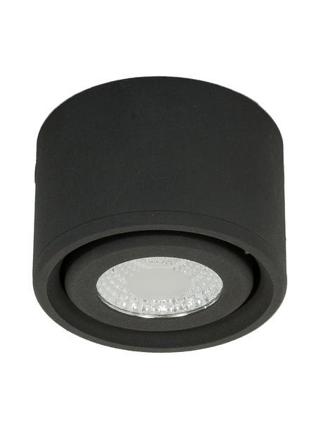 Lampa spot LED Anzio, Antracytowy, Ø 8 x W 5 cm