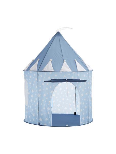 Spielzelt Star, Kunstfaser, Blau, Ø 100 x H 130 cm