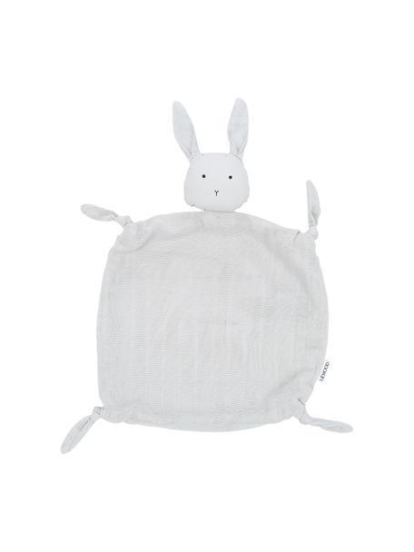 Panno per bambini Agnete, 100% cotone biologico, certificato Oeko-Tex, Grigio, Larg. 35 x Lung. 35 cm