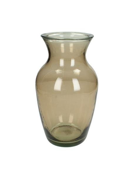 Vaso elegante in vetro Alexandrine, Vetro, Marrone, Ø 14 x Alt. 27 cm
