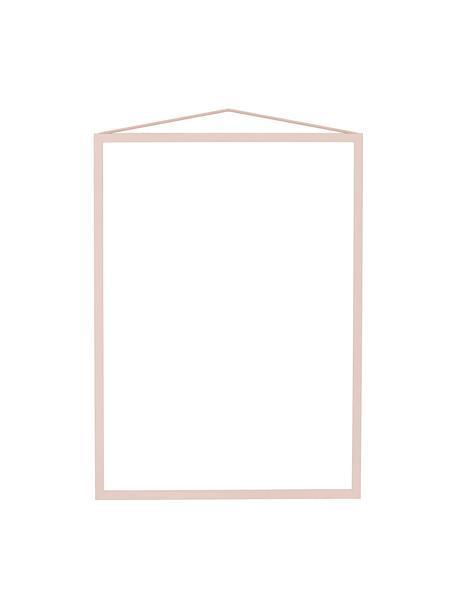 Fotolijst Colour Frame, Frame: gepoedercoat staal, Roze, 30 x 42 cm