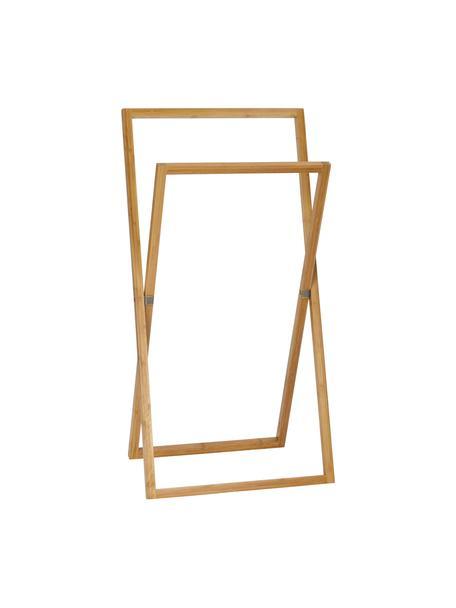 Handtuchhalter Belvedere, Bambus, Braun, 45 x 90 cm