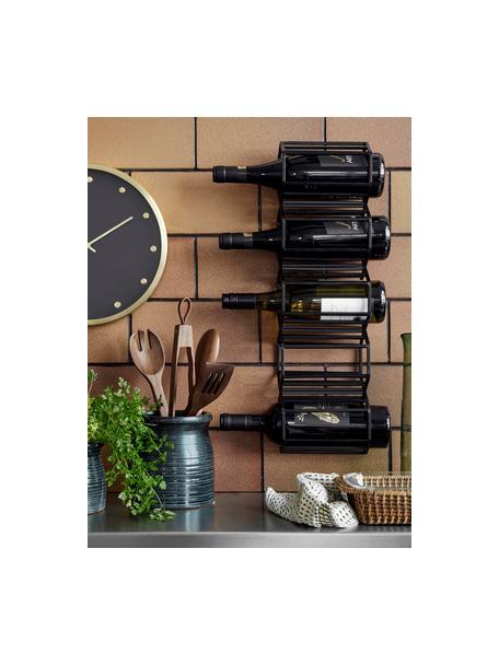 Keukenset Woody van acaciahout, 3-delig, Bestek: acaciahout, Ophanglus: kunstleer, Acaciahoutkleurig, L 35 cm