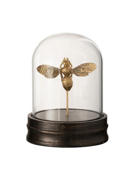 Oggetto decorativo Bumblebee, Dorato, Ø 13 x Alt. 28 cm