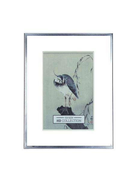 Fotolijstje Meril, Lijst: metaal, Metaalkleurig, 10 x 15 cm