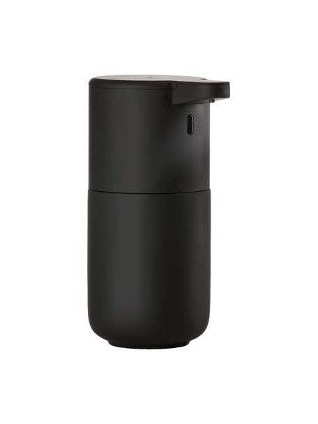 Zeepdispenser Ume van keramiek met sensor, Keramiek, Zwart, Ø 12 x H 17 cm