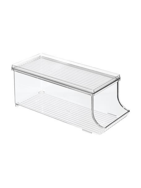 Organizador de nevera Binz, Plástico, Transparente, An 35 x Al 15 cm