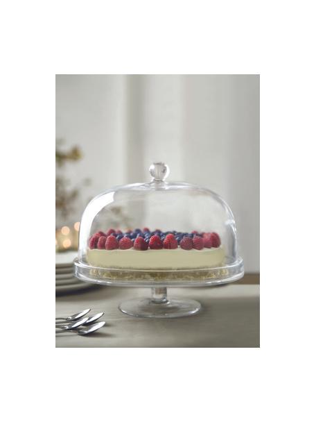 Tortenplatte Lia aus Kristallglas, Ø 30 cm, Luxion-Kristallglas, Transparent, Ø 30 x H 26 cm
