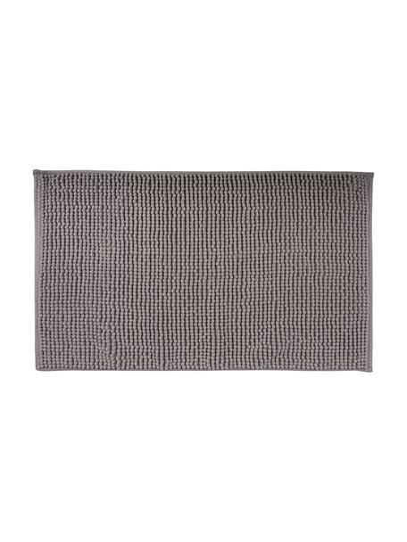 Mat Johanna, 100% polyester, Grijs, 45 x 75 cm