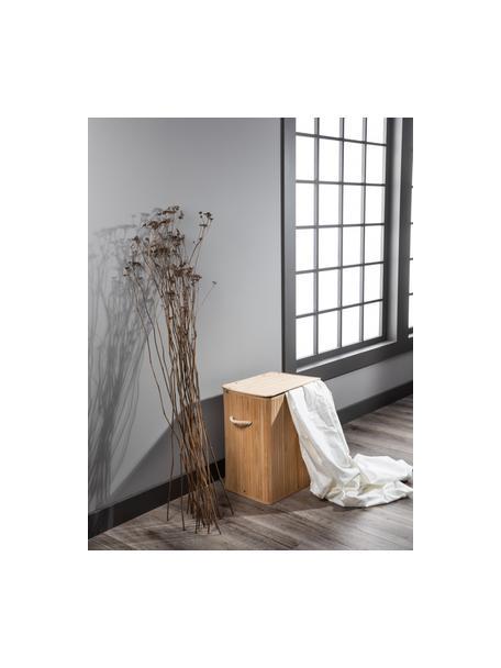 Portabiancheria Brimsdown, Marrone, Larg. 41 x Alt. 50 cm