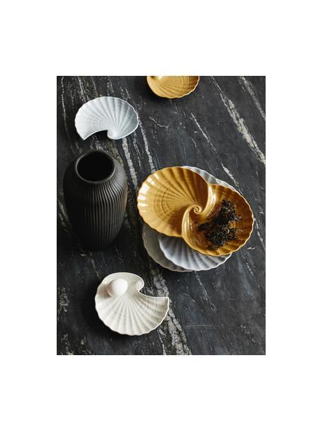 Miska dekoracyjna Gullfoss, Ceramika, Biały, S 18 x G 16 cm